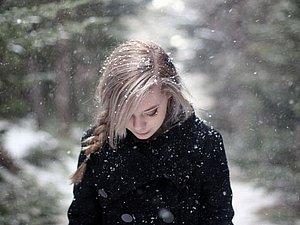 Если Снежинка не растает.... | Ярмарка Мастеров - ручная работа, handmade