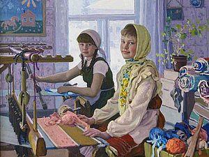 Домотканые половики — вчера и сегодня. Ярмарка Мастеров - ручная работа, handmade.