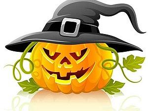 беспалтный мастер класс по росписи на ткани в честь хеллоуина!   Ярмарка Мастеров - ручная работа, handmade
