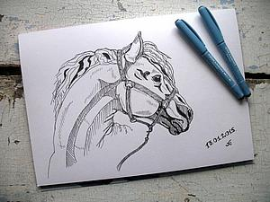 Как научиться рисовать, не сделав ни одного рисунка? | Ярмарка Мастеров - ручная работа, handmade