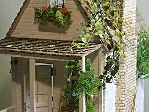 Домик двухэтажный   Ярмарка Мастеров - ручная работа, handmade
