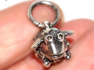 Серебряные украшения к новому году! | Ярмарка Мастеров - ручная работа, handmade