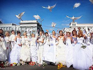 Помоги Своей Мечте Сбыться. Счастливое платье невесты ) | Ярмарка Мастеров - ручная работа, handmade