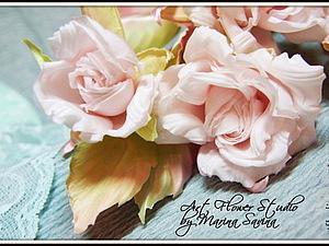 Мастер-класс розам