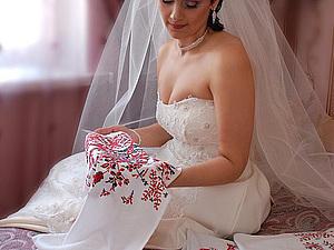 Свадебный рушник.Славянские обереги.. Ярмарка Мастеров - ручная работа, handmade.