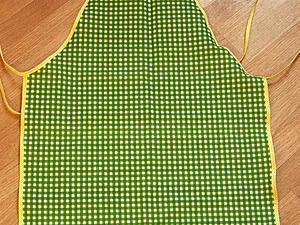 Розыгрыш конфетка Фартук из бязи | Ярмарка Мастеров - ручная работа, handmade