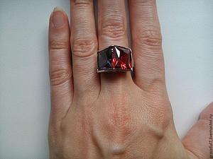 Аукцион на кольцо Империя!!! Старт 1000 руб!!! | Ярмарка Мастеров - ручная работа, handmade