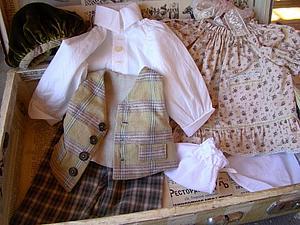 Простое моделирование одежды для тедди | Ярмарка Мастеров - ручная работа, handmade
