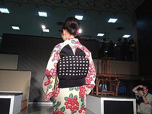 Шоу Кимоно в Текстильном центре Нисидзин в Киото, часть 2 | Ярмарка Мастеров - ручная работа, handmade