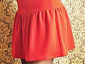 Аукцион!!! Мини юбка 500 руб. | Ярмарка Мастеров - ручная работа, handmade