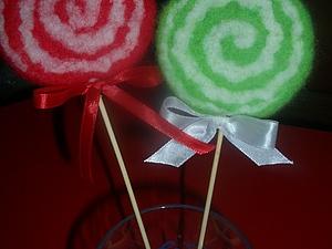 Елочные сладости или Праздничная конфета. Ярмарка Мастеров - ручная работа, handmade.