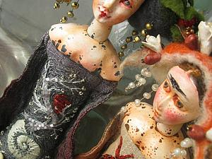 Снова Фрида в двух образах!!! | Ярмарка Мастеров - ручная работа, handmade