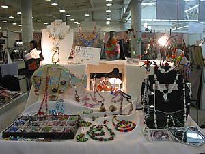 Опыт участия в международной выставке Flamecreations в Москве | Ярмарка Мастеров - ручная работа, handmade
