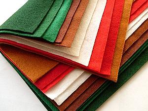 Фетр — самый покладистый, благородный и отзывчивый материал. Ярмарка Мастеров - ручная работа, handmade.