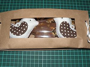 Подарочная упаковка из крафт-бумаги. Ярмарка Мастеров - ручная работа, handmade.
