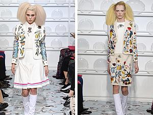 Сюрреалистический шарм новой коллекции Schiaparelli весна-лета 2016: яркие работы нового дизайнера Bertrand Guyon. Ярмарка Мастеров - ручная работа, handmade.