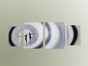 Модульные картины по себестоимости! | Ярмарка Мастеров - ручная работа, handmade