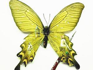 Эффект бабочки   Ярмарка Мастеров - ручная работа, handmade
