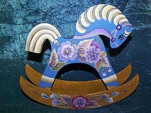 Лошадь - символ 2014 года. | Ярмарка Мастеров - ручная работа, handmade