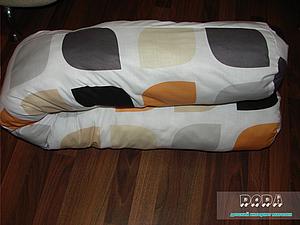 подушка для беременных, в последующем для кормления, а потом обнимашка | Ярмарка Мастеров - ручная работа, handmade
