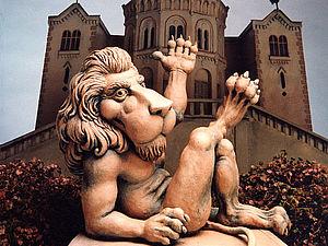 Путешествие по Норвегии через творчество современного художника и скульптора Ivar Rodningen. Ярмарка Мастеров - ручная работа, handmade.