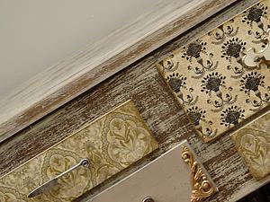 Декор мебели . Комод .  Двухдневный курс. | Ярмарка Мастеров - ручная работа, handmade