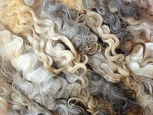 Из чего же, из чего же, из чего же ... сделаны наши работы? :)    Волосы для кукол 1. | Ярмарка Мастеров - ручная работа, handmade