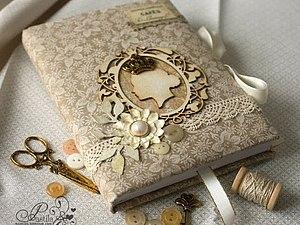 Блокнот с нуля - обложка + переплет (коптский переплет - как настоящая книга) | Ярмарка Мастеров - ручная работа, handmade