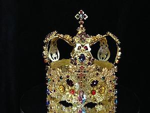 Корона Богородица | Ярмарка Мастеров - ручная работа, handmade