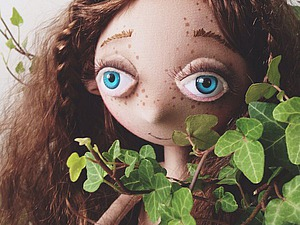 Забавные куклы «Букашечки» Даши Гуленко. Ярмарка Мастеров - ручная работа, handmade.