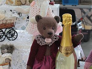 Teddybear Total - 2014 | Ярмарка Мастеров - ручная работа, handmade