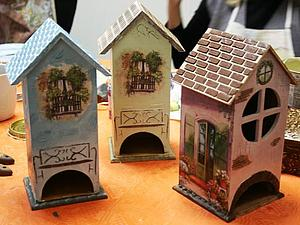 Потрясающие Чайные домики ! Осваиваем что-то новенькое! | Ярмарка Мастеров - ручная работа, handmade