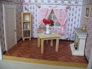 Румбокс. Кукольная комната в миниатюре   Ярмарка Мастеров - ручная работа, handmade