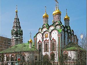 Православный храм. Стиль, формы, символика. Ярмарка Мастеров - ручная работа, handmade.