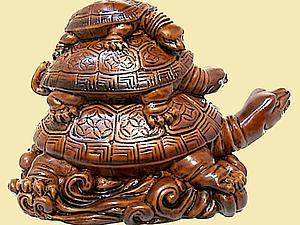 Черепаха в искусстве   Ярмарка Мастеров - ручная работа, handmade