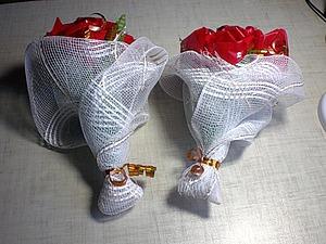 Мастрим конфетный букет. Ярмарка Мастеров - ручная работа, handmade.