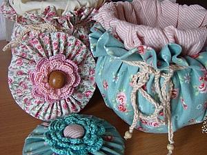 Создание милого горшочка для мелочей   Ярмарка Мастеров - ручная работа, handmade