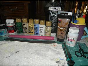Декорирование купюрницы в технике декупаж. Ярмарка Мастеров - ручная работа, handmade.