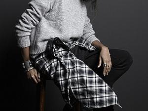 Гранж возвращается: 20 модных тенденций | Ярмарка Мастеров - ручная работа, handmade