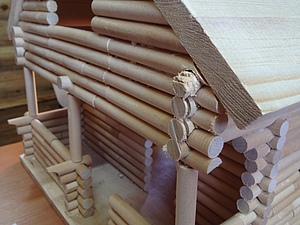 Макет дома от Алексей | Ярмарка Мастеров - ручная работа, handmade