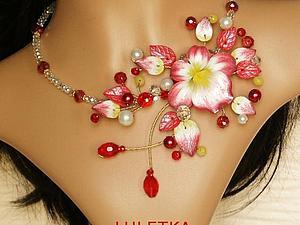 Роскошные Фантазийные Орхидеи - новые расцветки для любого образа!   Ярмарка Мастеров - ручная работа, handmade