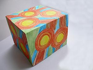 Как за час сделать необычную подарочную коробку. Ярмарка Мастеров - ручная работа, handmade.