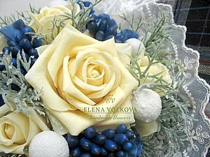 Фотосессия свадебного букета