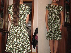 Платье для 13-летней сестры   Ярмарка Мастеров - ручная работа, handmade