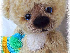Тонировка маслом (для Тедди и других игрушек) | Ярмарка Мастеров - ручная работа, handmade