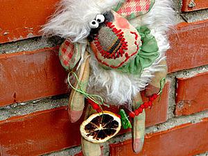 Шьем забавную овечку Моню | Ярмарка Мастеров - ручная работа, handmade