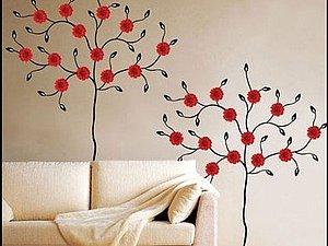 Художественная роспись дома и на улице | Ярмарка Мастеров - ручная работа, handmade