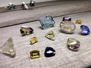 О камнях и лакировке металла в моих украшениях. | Ярмарка Мастеров - ручная работа, handmade