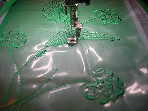 Вышивка на шифоне | Ярмарка Мастеров - ручная работа, handmade