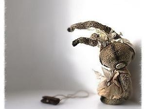 вместо именинного пирога  угощают зайчиком!!! http://www.livemaster.ru/topic/745219-rozygrysh-zajki | Ярмарка Мастеров - ручная работа, handmade